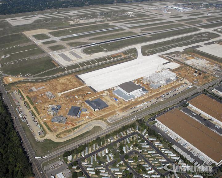 Air Cargo Ramp Phase I